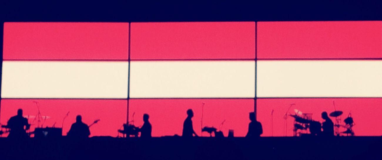 Massive Attack Music Concert Amazing