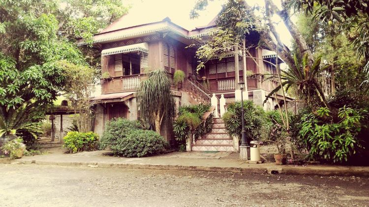 philippine vintage house Vintage Vintagehouses Architecture EyeEmNewHere
