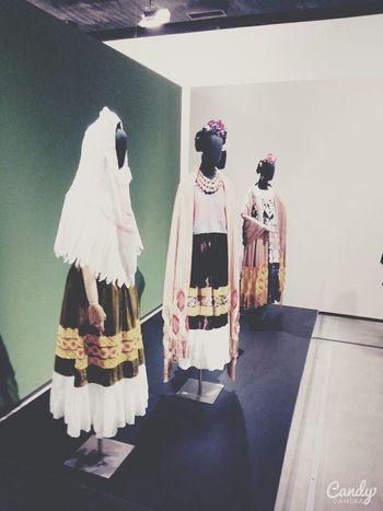 Today Fridakahlo Exposition Fantastic Exhibition Art Discovering Great Works Followforfollow Follow Me I'll Follow Back