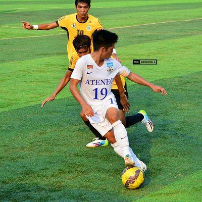 @19mikko ⚽ . . . UAAP Uaap77 Uaapseason77 ADMUvsUST ateneo AdMU UST uste sbspotlight soccerbible football themanansala