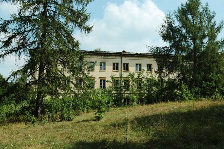 Bogensee Bogensee House Nature Architecture Historical Building Historical Place Architecture_collection Haus