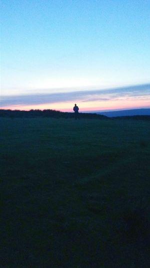 North Yorkshire Yorkshiremoors Landscape EyeEm Nature Lover Eye4photography  Sunset_collection Sunset Silhouettes Setting Sun Skiy