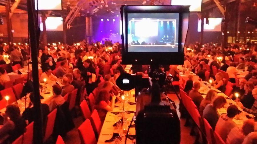 Tonights Work Show Camera Musiklagret Borås