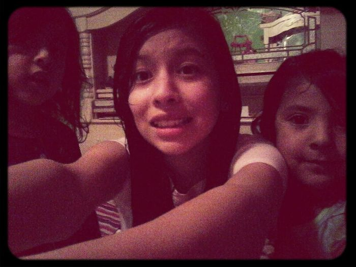 with my bro && sis.(: