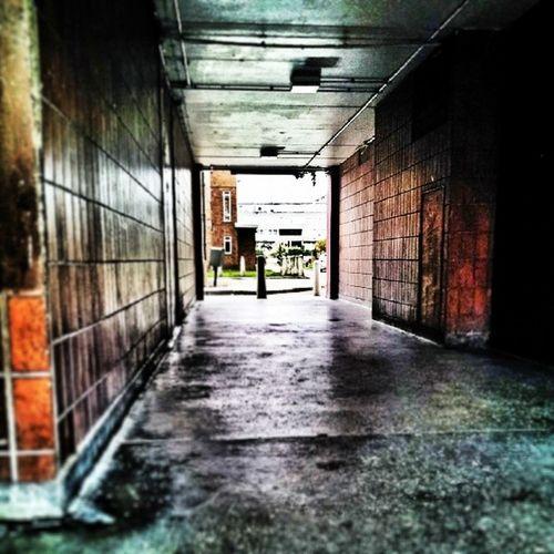 Tunnel Tunnels Aylesburyestate SouthLondon southlondonlife