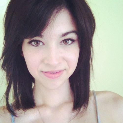 Selfie Me Newhuurr Black rise straight hello :)