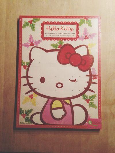 Hellokitty Advendskalender