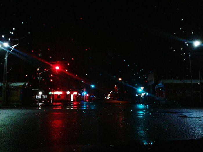 First Eyeem Photo Street Night