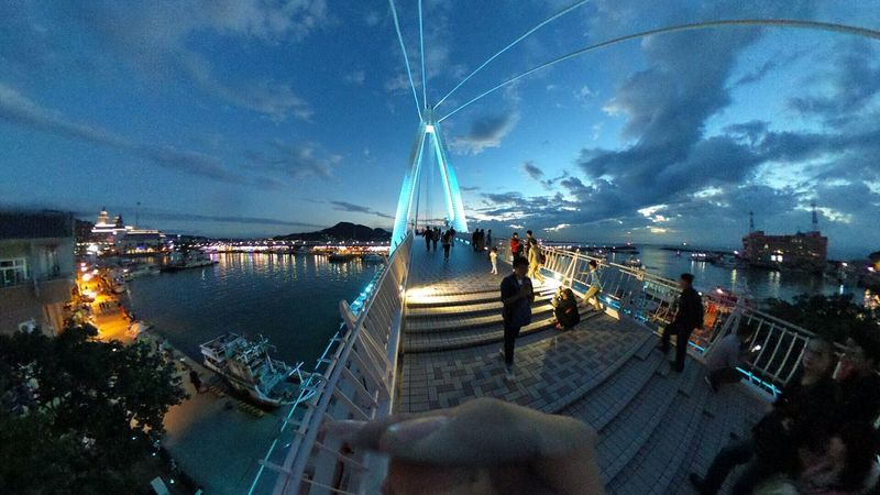 😊 Sunset_collection Theta360 Theta Fisheye Panorama Awsome Amazing View Landscapes With WhiteWall