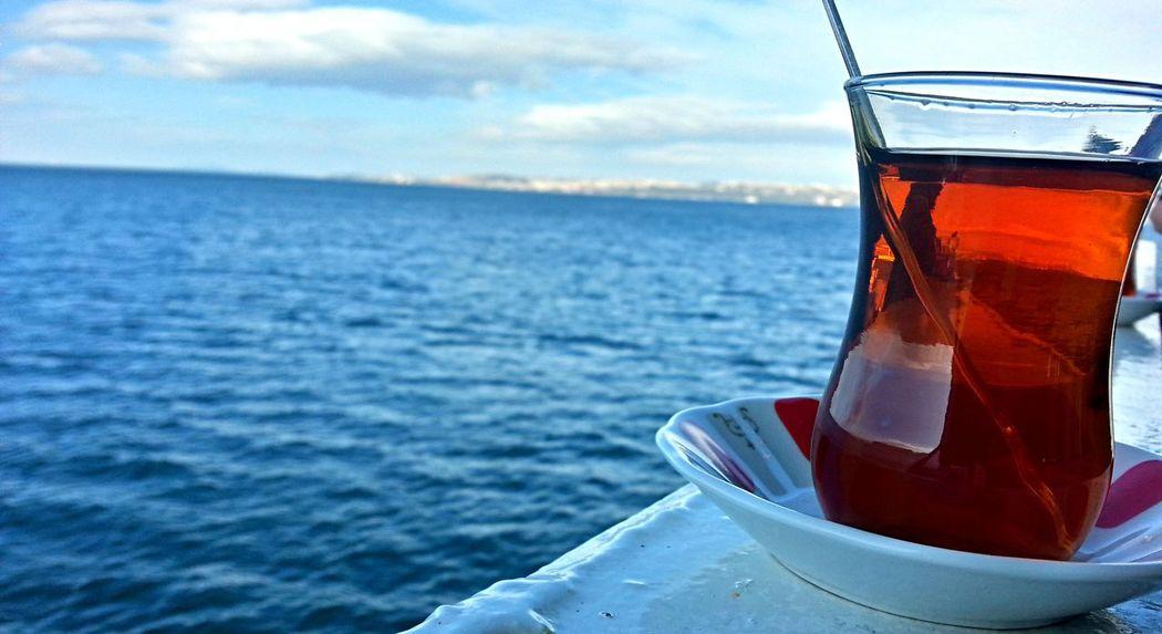 Turkey Sea Tea Time