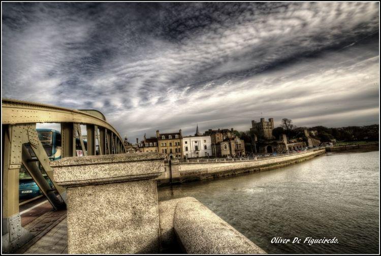 Rochester Bridge Kent