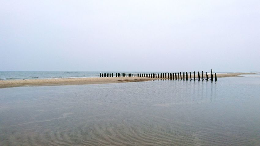 Water Sea No People Horizon Over Water Nature Outdoors Beauty In Nature Beach Day Scenics Sky Baltic Nature Tranquility Baltic Sea Cold Day Landscape Winter