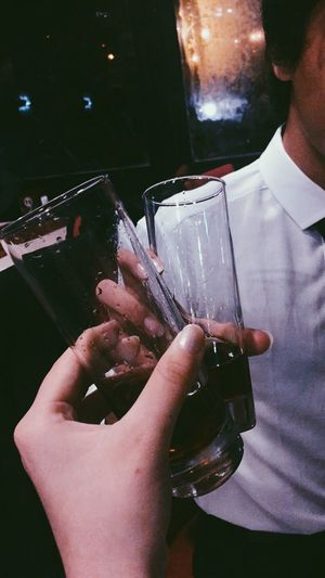 Drink Food And Drink Holding Alcohol Night Couple Darling Couplegoals Prom PromNight First Eyeem Photo