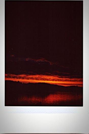 Sunset Instax Canada Great White North