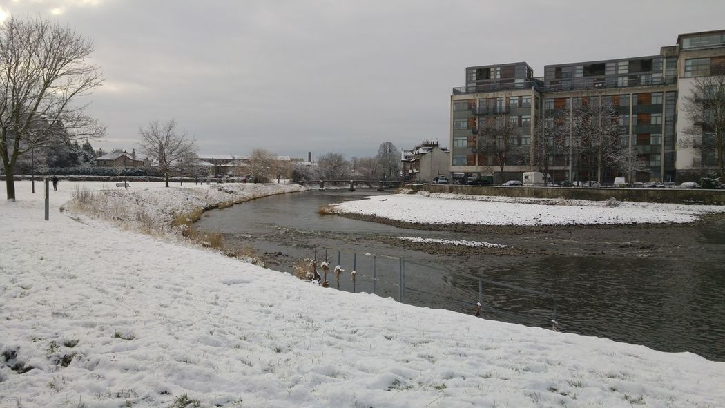 Winter Snow Cold Temperature No People Outdoors Nature Ice River Icy Icy Water Morning Walking Walk Picturesque