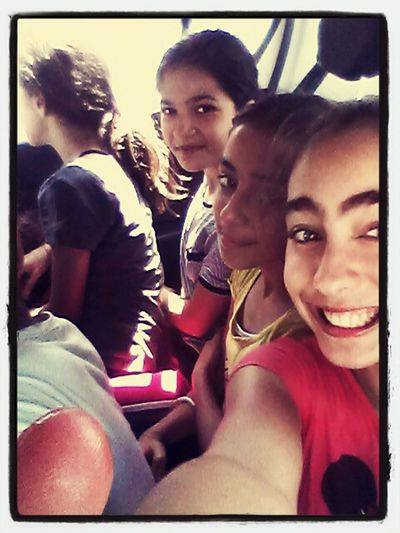 Andweare BFF ♥ Myfriends Inthecar