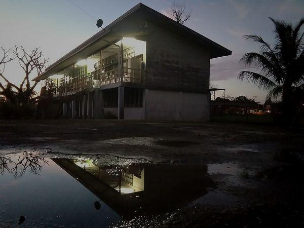 Reflection Architecture Sky Building Exterior Built Structure Abundance