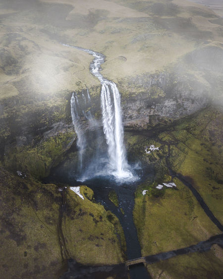 Moody Iceland Iceland Iceland Memories Asolfsskali Beauty In Nature Day Environment Flowing Flowing Water Geology High Angle View Iceland_collection Land Long Exposure Motion Nature No People Non-urban Scene Outdoors Power In Nature Rock Scenics - Nature Sunlight Tranquil Scene Water Waterfall My Best Photo