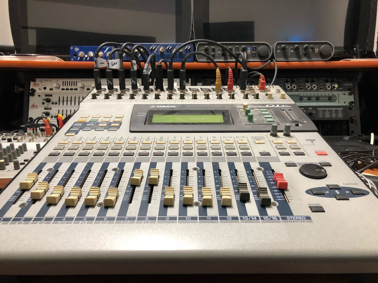 control, technology, music, sound recording equipment, sound mixer, indoors, arts culture and entertainment, audio equipment, equipment, close-up, recording studio, control panel, no people, musical instrument, studio, musical equipment, knob, industry, machinery, electronics industry, mixing, connection block