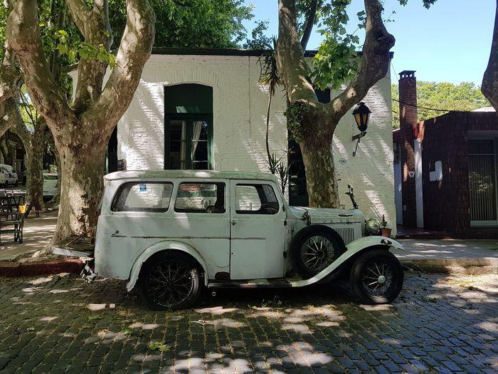 Old car Old