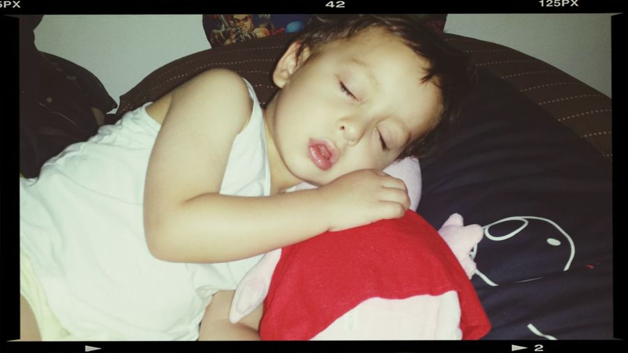 MyBoy Angel Sleeping Mylove my