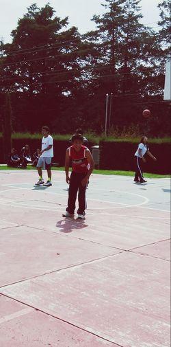 El basketbolista jaja