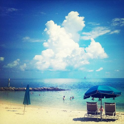 The EyeEm Facebook Cover Challenge Fort Zachary Taylor Beach Key West EyeEm Nature Lover Clouds And Sky Travel Photography