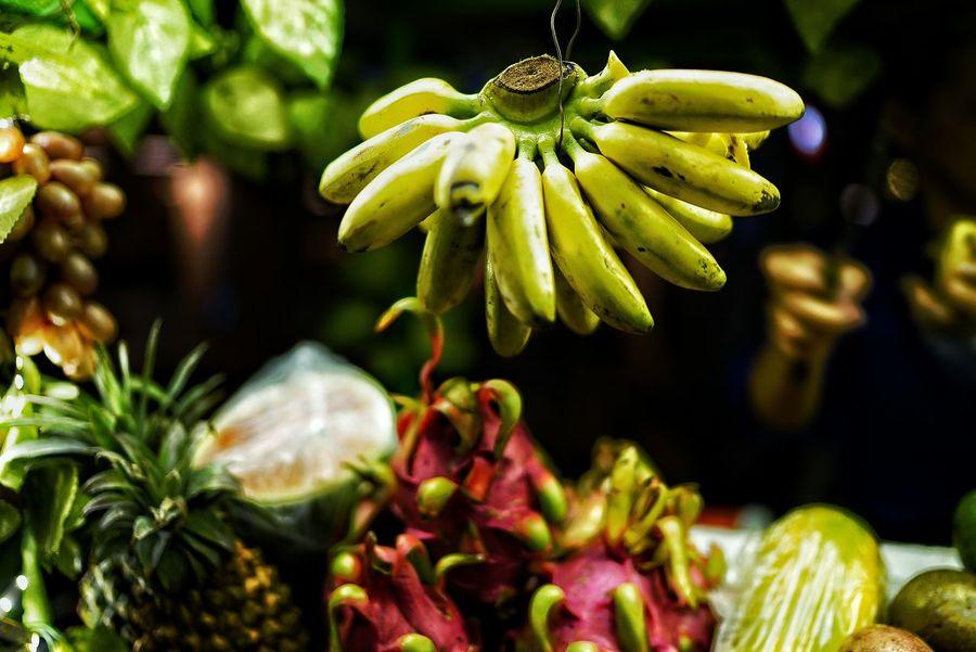 Cambodia Photos Fruits Fruit Photography Fruitporn Foodcart Market Juicy Fruit Tropical Fruits Foodporn Market Place Light And Shadow Bannana Pineapple Taking Photos Streamzoofamily Colour Of Life Beautifully Organized
