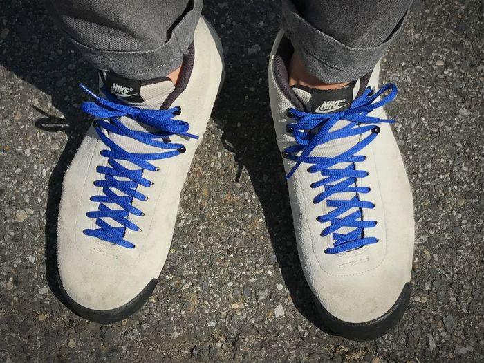 Shoe Nike Shoes Iphonephotography Streamzoofamily おニューの靴で気分良く🚚中🚚💨💨💨❤️😊✋️✨