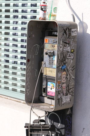 Bad Communication Communication Communication Breakdown Connection Day Destruction Keine Verbindung Unter Dieser Nummer Mess Up No People Outdoors Phone Booth Technology