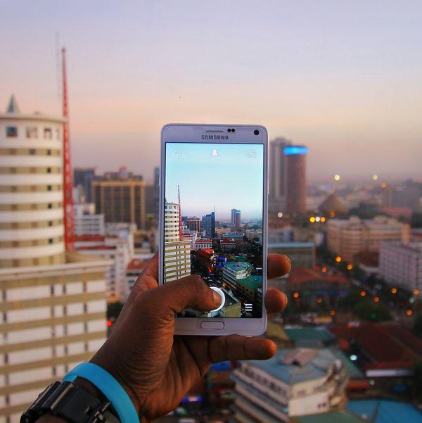 Nairobi City Life Project Samsung Inception Golden Hour Sunset Mobile Vscocam EyeEm