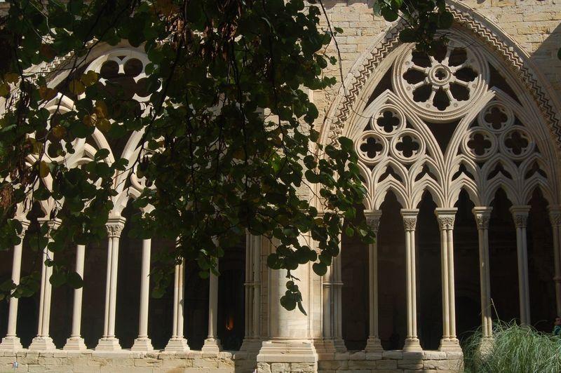 Architecture Seuvella Lleida Cloister / Claustro