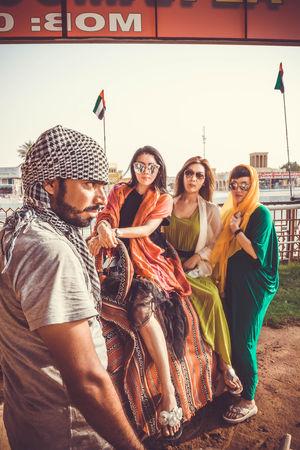 Arabic Dubai Enjoyment Friendship Fun Lifestyles Togetherness