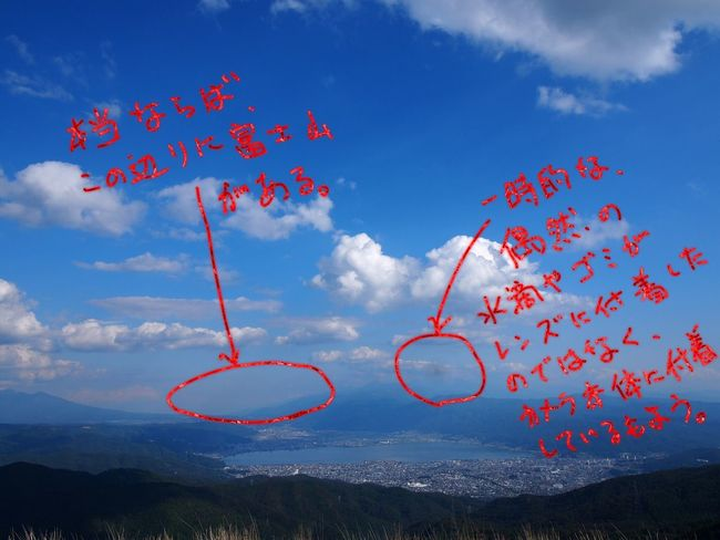 悲報。カメラを修理に出さないといけないです。レンズ3本変えて、同じ場所に同じように出ます (´_`。)グスン Sky Cloud - Sky Flying Red Blue Nature No People
