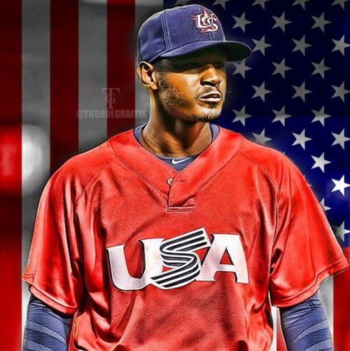 Team USA Adam Jones