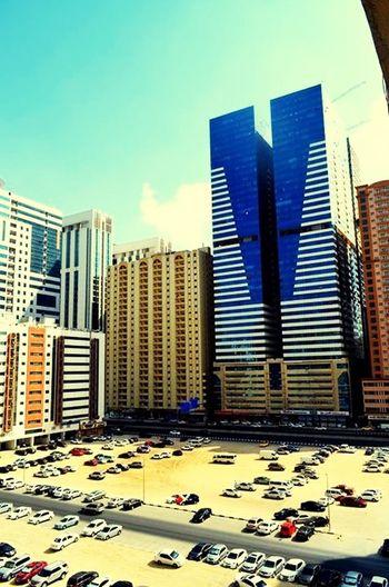 Cityscapes Dubai Buildings Architecture Balconyshots Sky_collection Civilization Cityofdubai