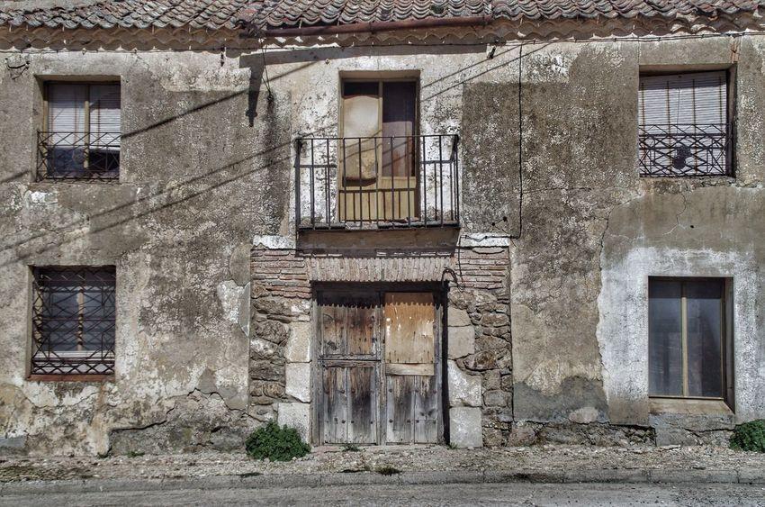 Casa en Sotosalbos Sotosalbos House