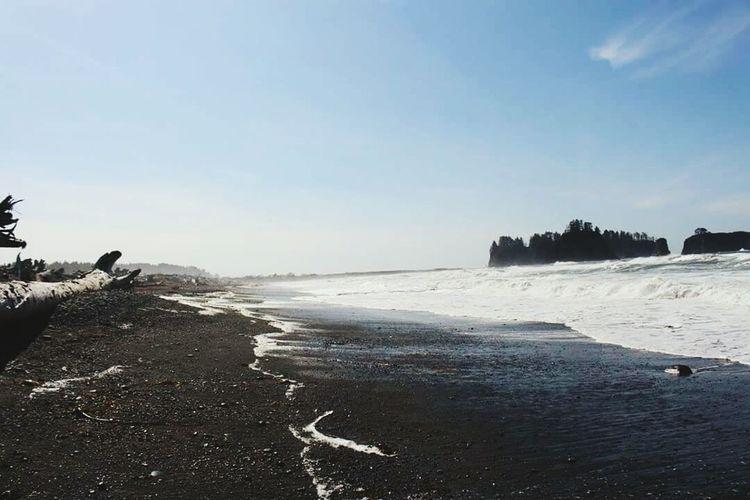Beautiful La Push, WA Rialtobeach Rialto Beach Forks, Washington