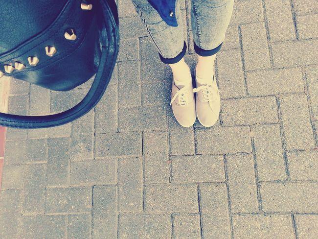 Hehehehe  Shoes Back Hello World