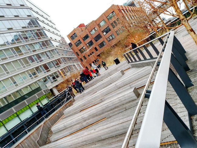 Manhattan New York City NYC Urban The High Line EyeEm Best Shots The Human Condition Cool Street Photography Awesome Architecture
