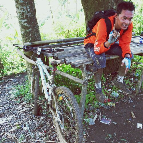My great weekend cycling at the muddy field Hanging Out Check This Out Hello World Cheese!