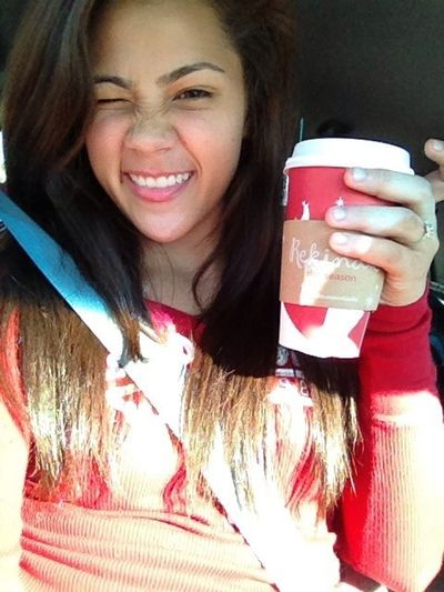 So everyone takes star bucks pictures here's mine.