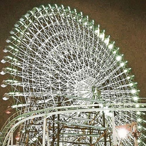 Ferris Wheel Night Nightphotography Hanging Out Taking Photos LPhoneography
