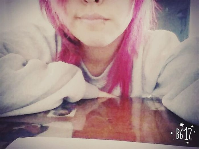 Smile ! Pink Hair Anothergirl