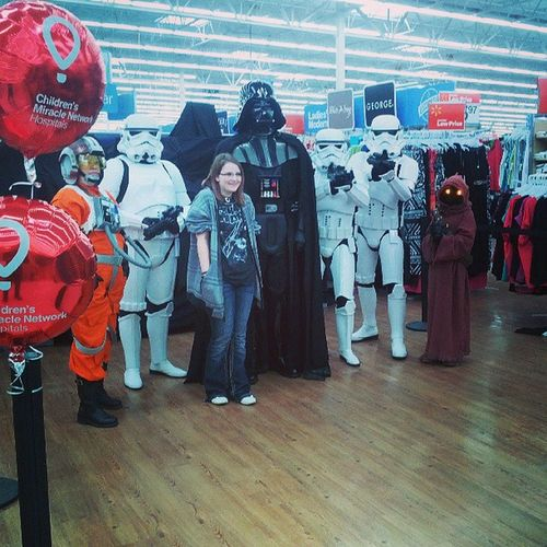 Starwars Darthvader Walmart Childrensmiraclenetwork