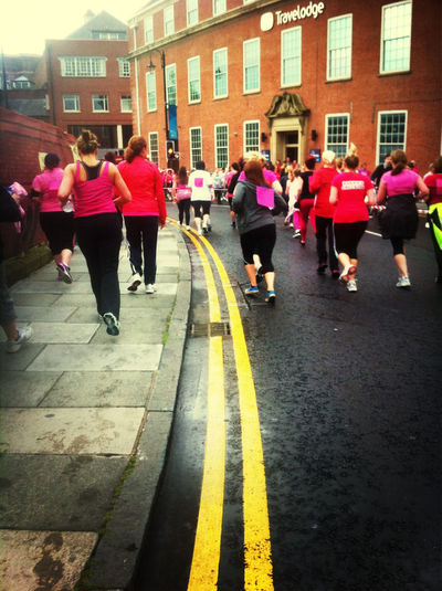 Race For Life 24/06/12