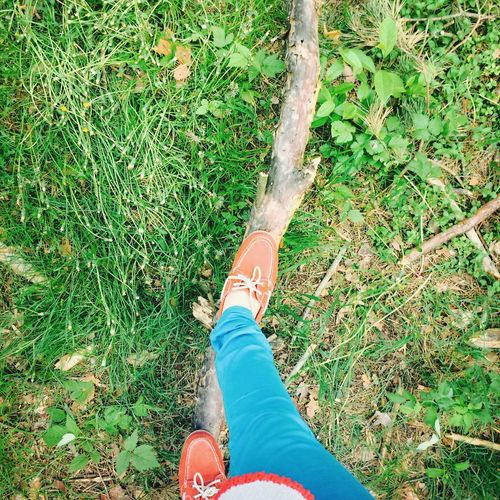 My Legss Topsiders