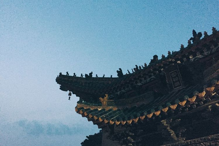 Capturing Freedom Architecture Ancient Architecture China Landscape Sky Cityscapes