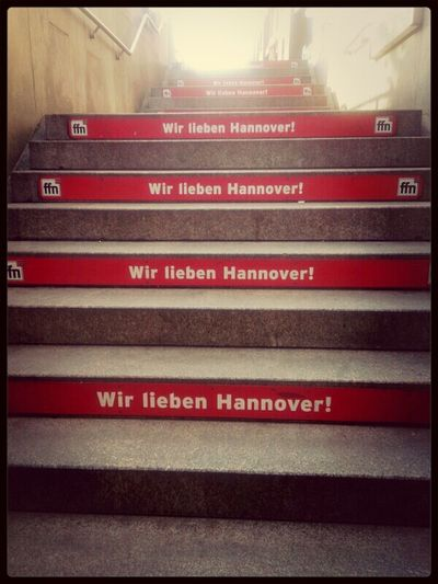 Hanover Stairway To Heaven Today City Life