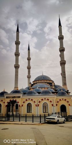 Kayı Boyu Camii #kayı #camii #bilecik Cami Huaweiphotography Mate10pro Dome Travel Destinations Architecture Water Outdoors Day Sky